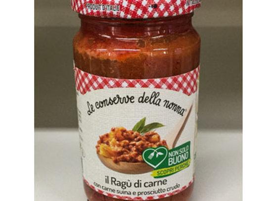 Ragù Carne Conserve Nonna 190gr