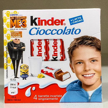 4 BARRETTE KINDER