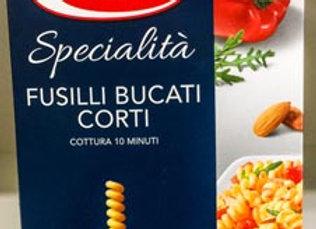 Fusilli Bucati Corti Specialità Barilla 500gr