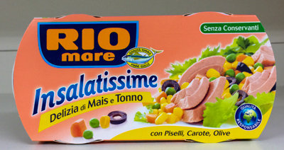 INSALATISSIME RIO MARE verdure