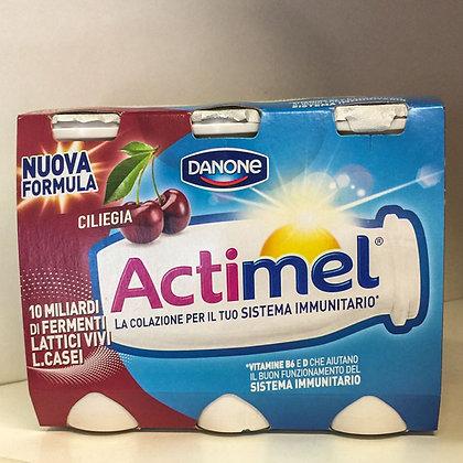 ACTIMEL  ciliegia DANONE 6 X 100 GR