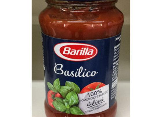 Sugo Basilico Barilla 400gr