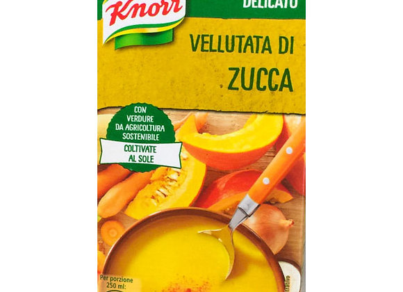 Vellutata Zucca Knorr 50cl