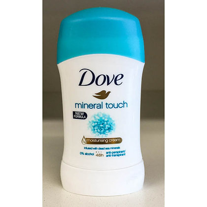 DEO DOVE STICK 30 ML mineral touch
