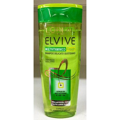 SHAMPOO ELVIVE vitaminico 250 ML