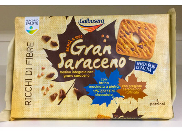 Gran Saraceno Galbusera 260gr