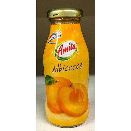 Succo ALBICOCCA AMITA 200 ml.