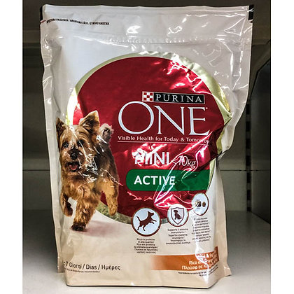 CROCC.PURINA ONE ADULT 800 GR