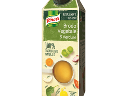 Brodo Liquido Vegetale Knorr 750ml