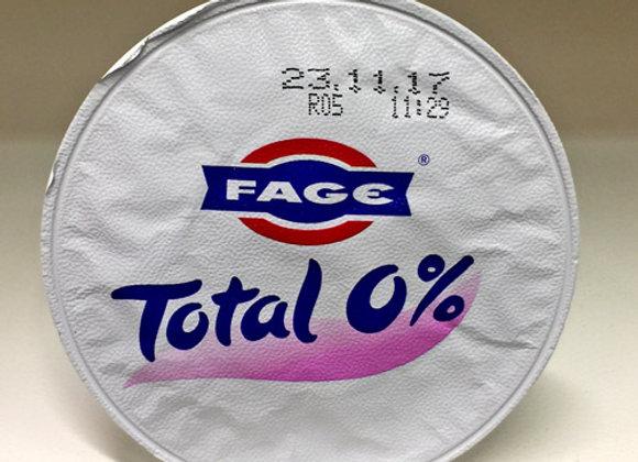 Yogurt Greco Bianco Magro Fage 170gr