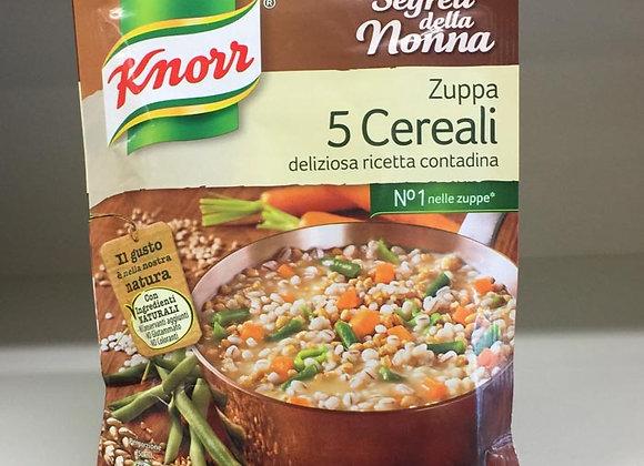 Zuppa 5 Cereali Knorr 109gr