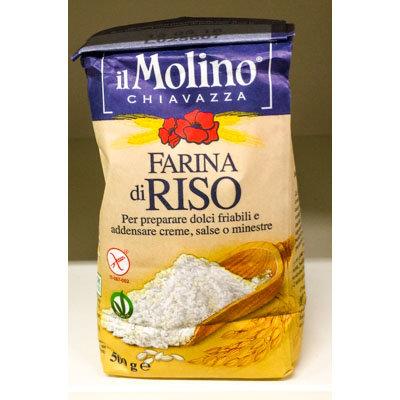 Farina di RISO il MOLINO 1 Kg.