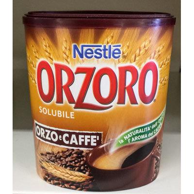 ORZORO NESTLE' caffe' 120 gr.