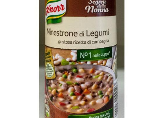 Minestrone Legumi Knorr 545gr