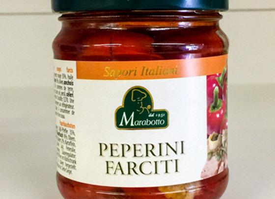 PEPERINI FARCITI Marabotto 180 gr.