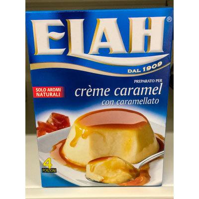 Creme Caramel ELAH 80 gr.