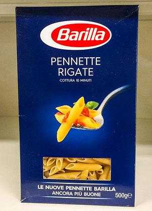 PENNETTE RIGATE BARILLA 500 gr.