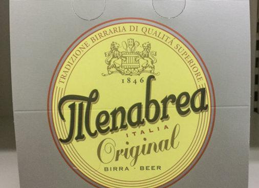 Birra Menabrea 3x33cl