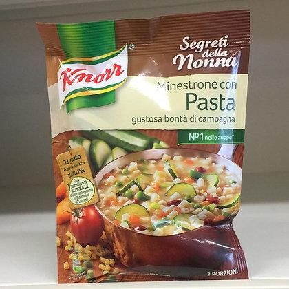 Minestrone con pasta KNORR