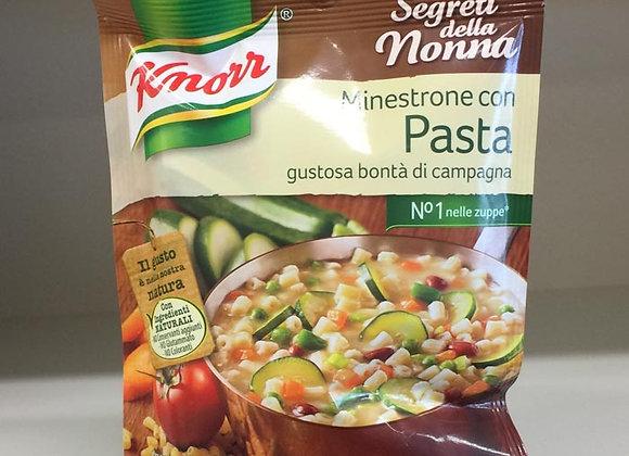 Minestrone Pasta Knorr 132gr