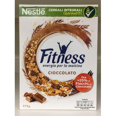 FITNESS Cioccolato Nestle' 375 gr.
