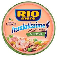 INSALATISSIME RIO MARE 5 cereali
