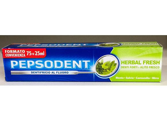 Dentifricio Pepsodent