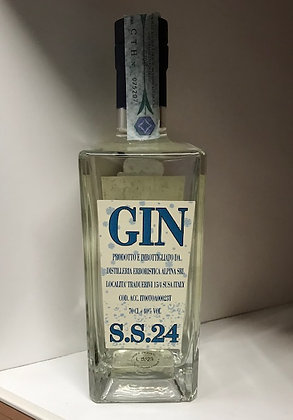 GIN S.S.24 CHABERTON 70 CL
