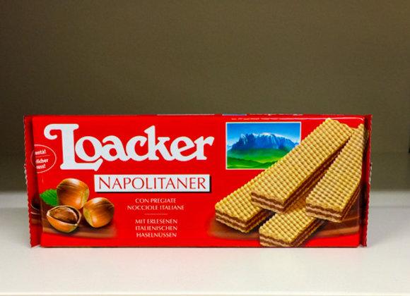 Wafer Loacker Nocciola 175gr