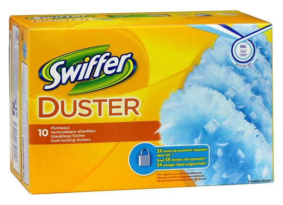 10 SWIFFER DUSTER