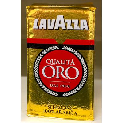 CAFFE LAVAZZA ORO 250 GR