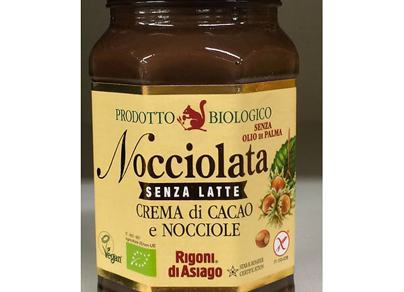 Nocciolata Senza Latte Rigoni Asiago 270gr