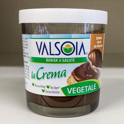CREMA VEGETALE VALSOIA 200 gr.