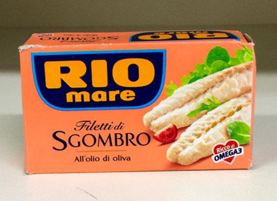 Filetti Sgombro Rio Mare 125gr