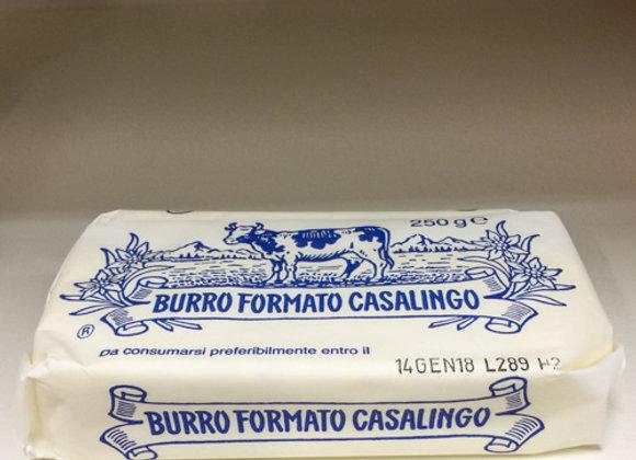 Burro Casalingo 250gr