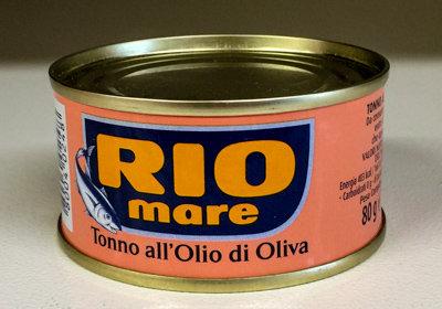 Tonno RIO MARE 80 gr.