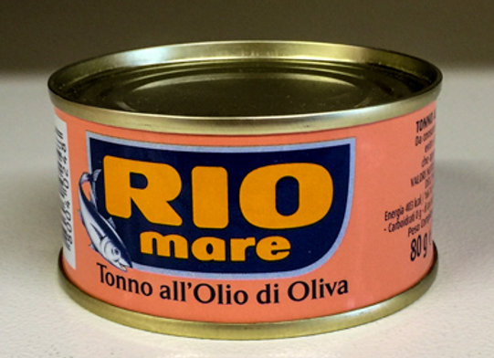 Tonno Rio Mare 80gr