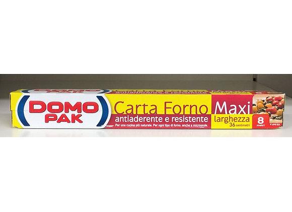 Carta Forno DOMO PAK 8 m.