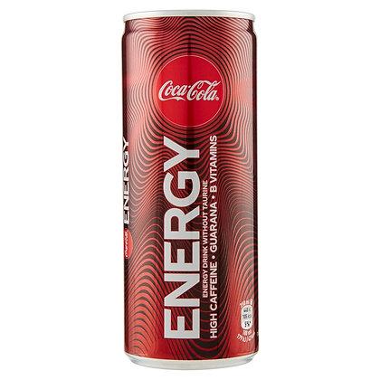 Coca Cola ENERGY 25CL LT.