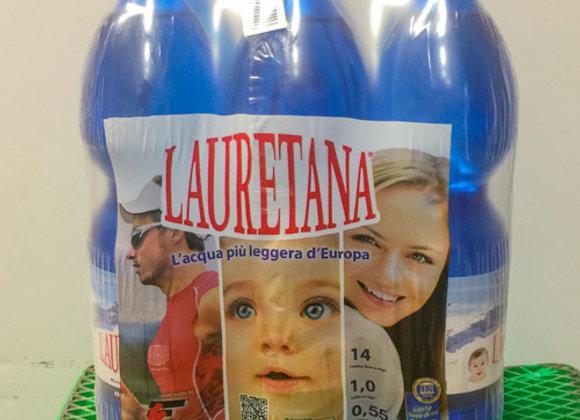 6 Acqua Lauretana Naturale