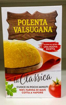 POLENTA Valsugana classica