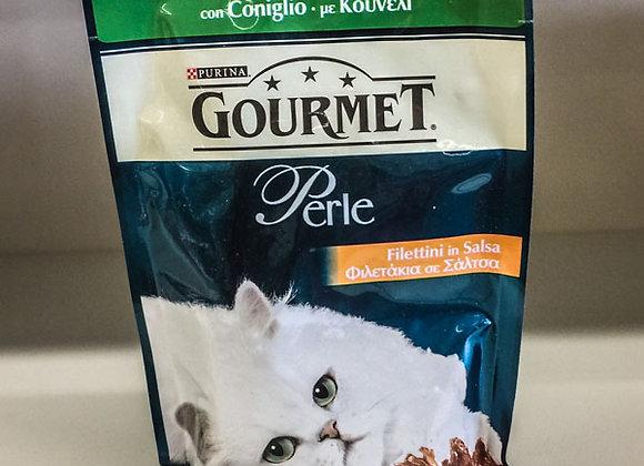 Busta Coniglio Gourmet Perle 85gr