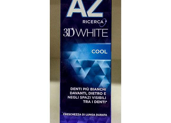 Dentifricio AZ 3D White