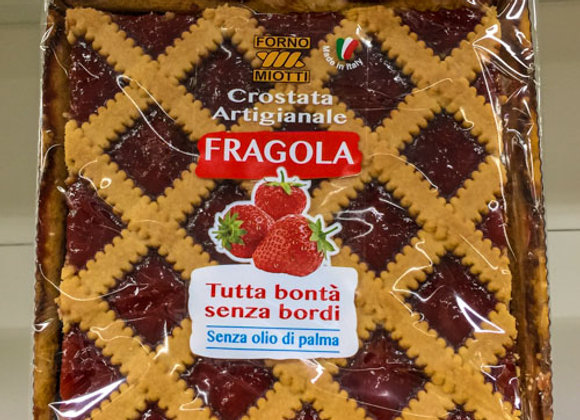 Crostata Artigianale FRAGOLA