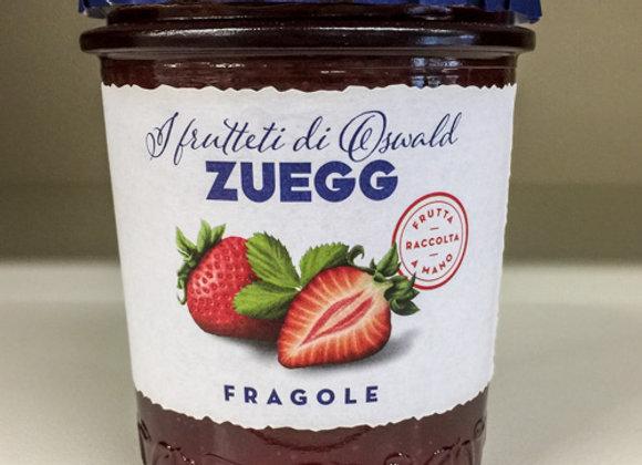 Confettura Fragole Zuegg 320gr