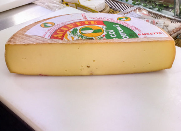 Formaggio Raclette