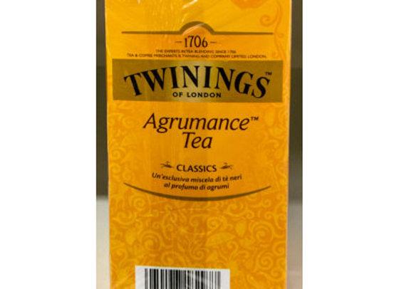 Tè Agrumance Twinings (25 buste)