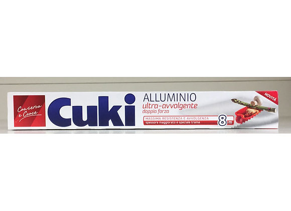 Alluminio CUKI 8 m.