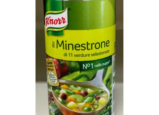 Minestrone 11 Verdure Knorr 535gr