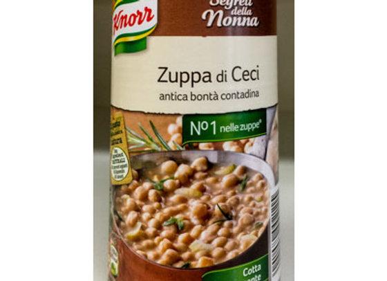 Zuppa Ceci Knorr 545gr
